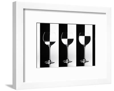 Black and White-Doris Reindl-Framed Photographic Print