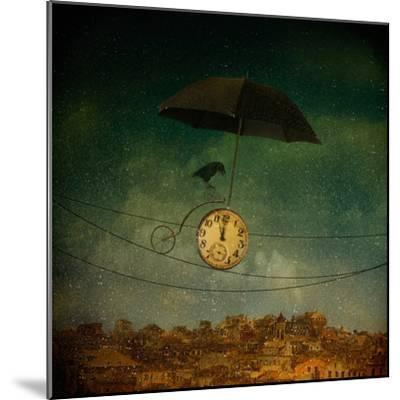 Timekeeper-Svetlana Melik-Nubarova-Mounted Photographic Print