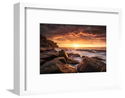 Cape Solander-Grant Galbraith-Framed Photographic Print