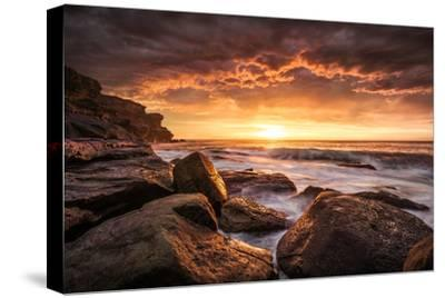 Cape Solander-Grant Galbraith-Stretched Canvas Print