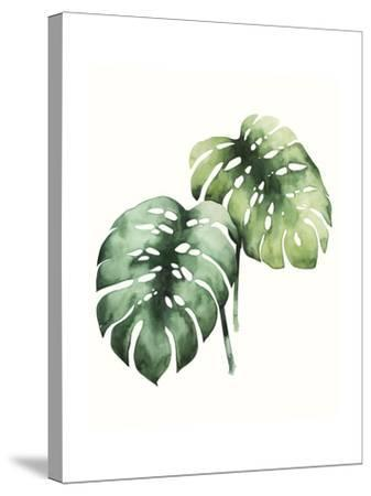 Tropical Plant I-Grace Popp-Stretched Canvas Print