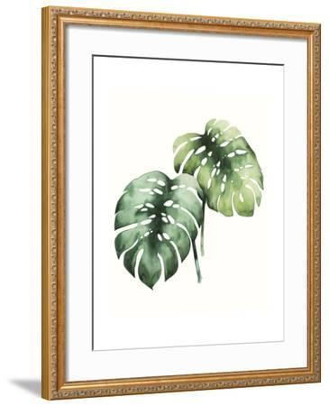 Tropical Plant I-Grace Popp-Framed Art Print