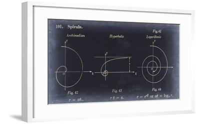 Mathematics III-Jason Johnson-Framed Art Print