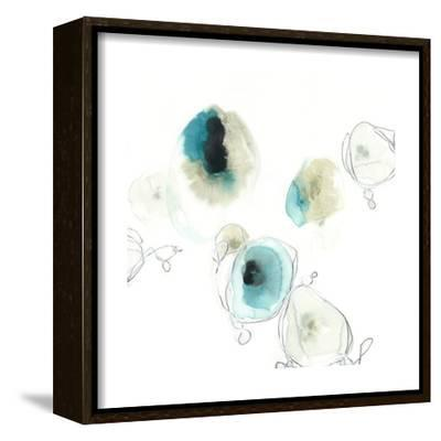Microcosm II-June Vess-Framed Stretched Canvas Print