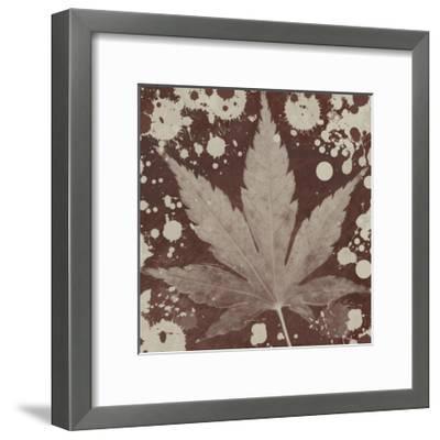 Botany Expressions IV-Irena Orlov-Framed Art Print