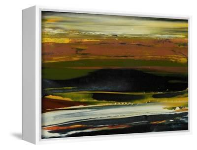 Deconstructed View II-Sharon Gordon-Framed Stretched Canvas Print