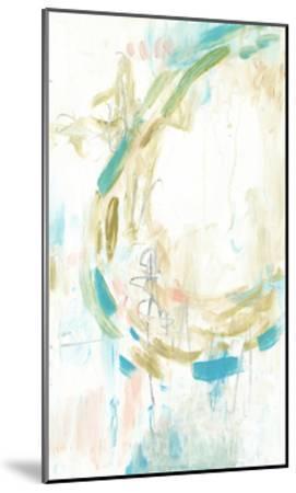 Pastel Movement I-Jennifer Goldberger-Mounted Art Print