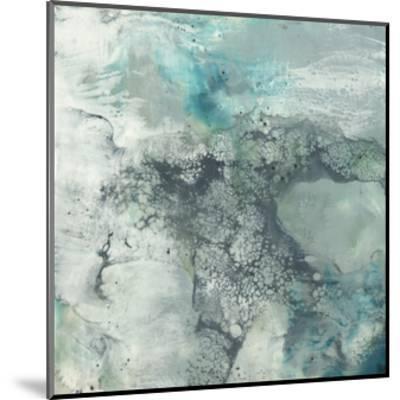 Sea Lace I-Jennifer Goldberger-Mounted Art Print
