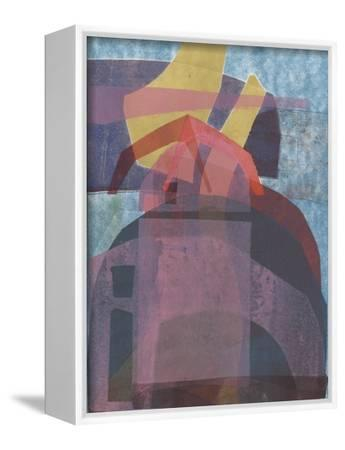 Alicante #16-Rob Delamater-Framed Stretched Canvas Print