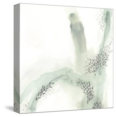 Wave Form IV-June Vess-Framed Stretched Canvas Print