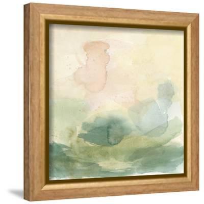 Setting Sun I-Megan Meagher-Framed Stretched Canvas Print
