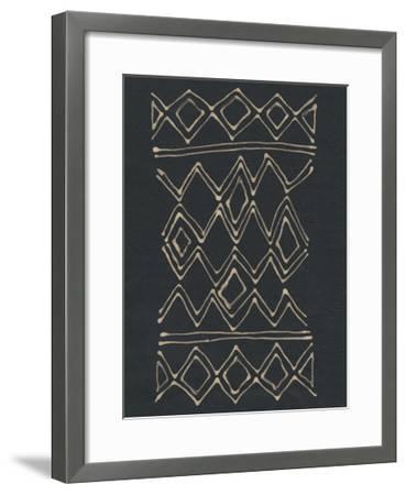Udaka Study V-Renee W^ Stramel-Framed Art Print