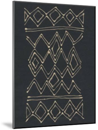 Udaka Study V-Renee W^ Stramel-Mounted Art Print