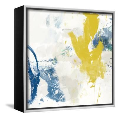 Impulse I-Sisa Jasper-Framed Stretched Canvas Print