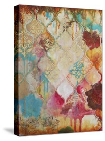 Moroccan Fantasy III-Heather Robinson-Stretched Canvas Print