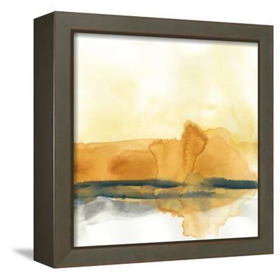 Mesa Skyline I-June Vess-Framed Stretched Canvas Print
