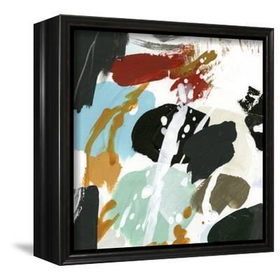 Syncopation I-June Vess-Framed Stretched Canvas Print