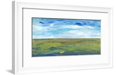 Vast Land II-Tim OToole-Framed Art Print