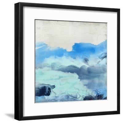 Breakers II-June Vess-Framed Art Print