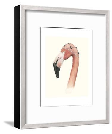 Downton Animals IV-Grace Popp-Framed Art Print