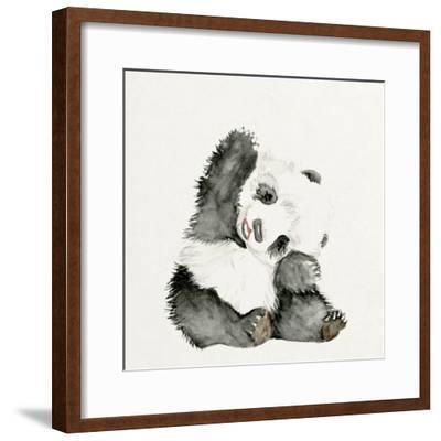 Baby Panda I-Melissa Wang-Framed Art Print