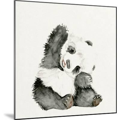 Baby Panda I-Melissa Wang-Mounted Art Print