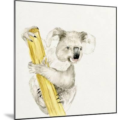 Baby Koala II-Melissa Wang-Mounted Art Print