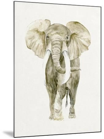 Baby Elephant I-Melissa Wang-Mounted Art Print