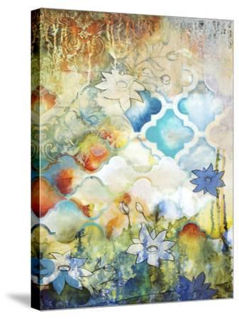 Moroccan Fantasy II-Heather Robinson-Stretched Canvas Print