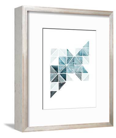 Jayda's Ladder II-Grace Popp-Framed Art Print