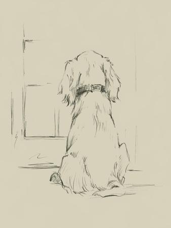 Waiting for Master I-Ethan Harper-Mounted Art Print
