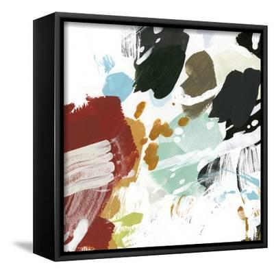 Syncopation IV-June Vess-Framed Stretched Canvas Print