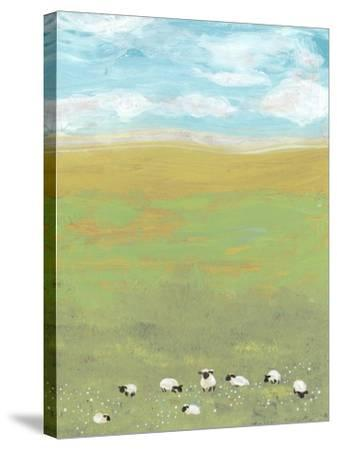 Herd II-Alicia Ludwig-Stretched Canvas Print