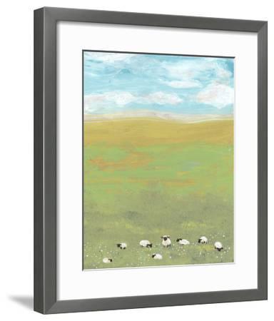 Herd II-Alicia Ludwig-Framed Art Print