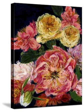 Vintage Bouquet III-Melissa Wang-Stretched Canvas Print