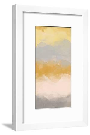 Color Fall I-Alonzo Saunders-Framed Art Print