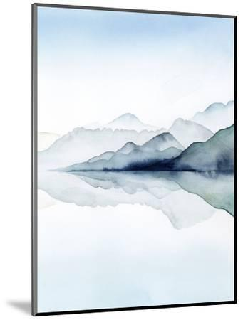 Glacial II-Grace Popp-Mounted Art Print