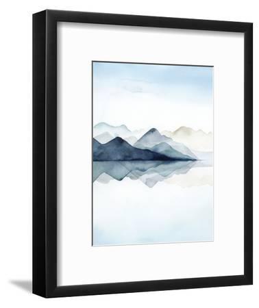 Glacial I-Grace Popp-Framed Art Print