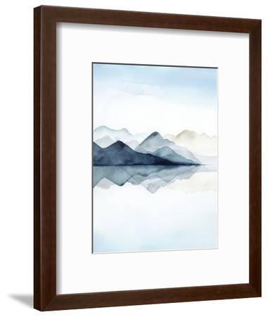 Glacial I-Grace Popp-Framed Premium Giclee Print