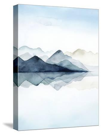 Glacial I-Grace Popp-Stretched Canvas Print