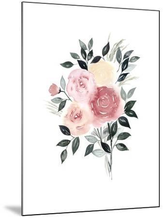 Rosewater I-Grace Popp-Mounted Art Print