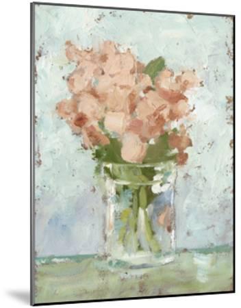 Impressionist Floral Study I-Ethan Harper-Mounted Art Print