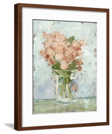 Impressionist Floral Study I-Ethan Harper-Framed Art Print