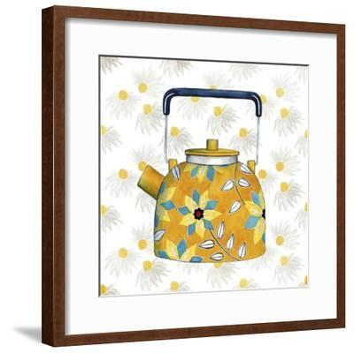Sweet Teapot III-Grace Popp-Framed Art Print