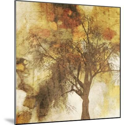Autumn Colored II-Irena Orlov-Mounted Art Print