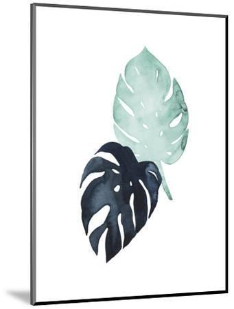 Untethered Palm IV-Grace Popp-Mounted Art Print