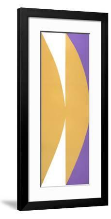 Flag 4-Ben Gordon-Framed Premium Giclee Print
