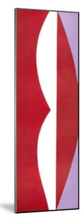 Flag 1-Ben Gordon-Mounted Premium Giclee Print