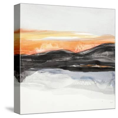 Taos Reflection-Chris Paschke-Stretched Canvas Print