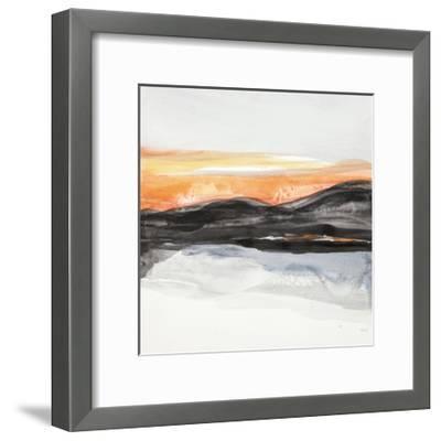 Taos Reflection-Chris Paschke-Framed Premium Giclee Print